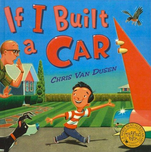 9780756981495: If I Built a Car