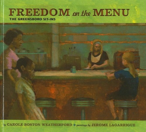 9780756981600: Freedom on the Menu: The Greensboro Sit-Ins