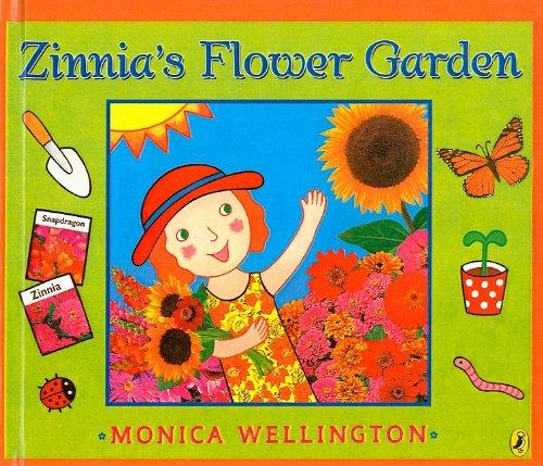 9780756981716: Zinnia's Flower Garden
