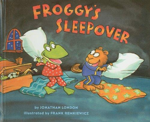 9780756981754: Froggy's Sleepover