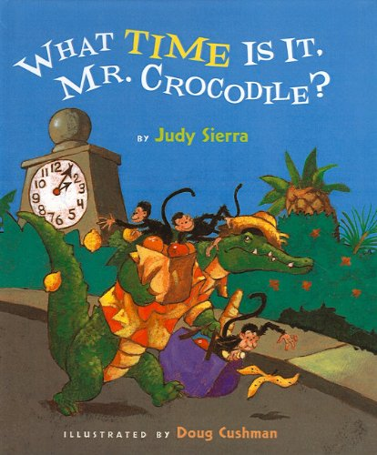 9780756981952: What Time Is It, Mr. Crocodile?