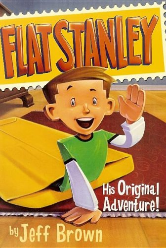 Flat Stanley: Jeff Brown