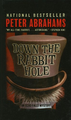 9780756982737: Down the Rabbit Hole (Echo Falls Mysteries (Prebound))