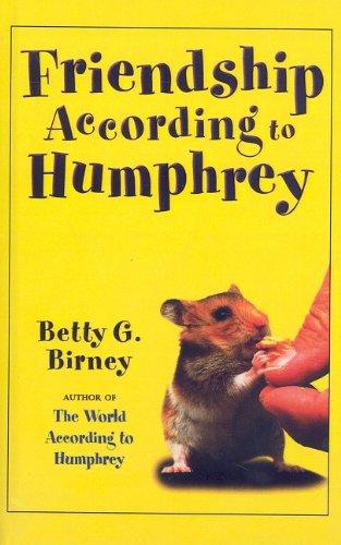 9780756982775: Friendship According to Humphrey (Humphrey (Prebound))