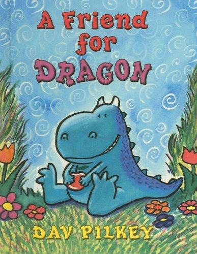 9780756982997: A Friend for Dragon (Dragon Tales (Random House Paperback))