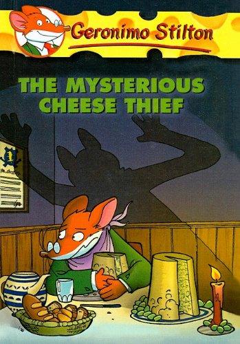 9780756983031: The Mysterious Cheese Thief (Geronimo Stilton)