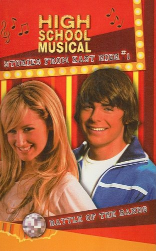9780756983376: Battle of the Bands (High School Musical Stories from East High (Prebound))