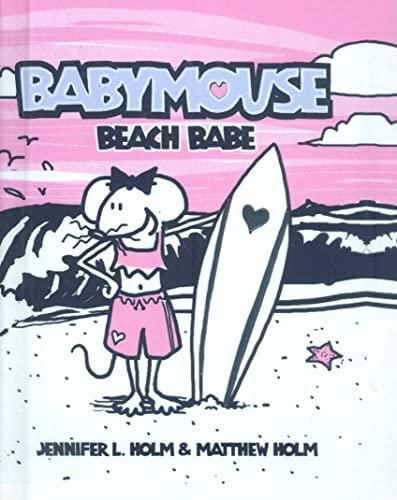 9780756983451: Beach Babe (Babymouse (Prebound))