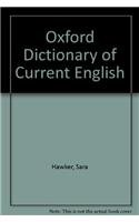 9780756984588: Oxford Dictionary of Current English