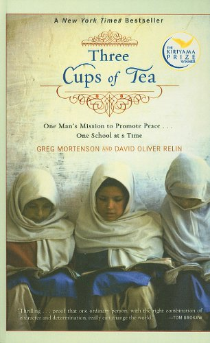 9780756984854: Three Cups of Tea: One Man's Mission to Promote Peace. One School at a Time