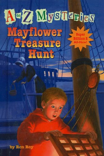 9780756987985: Mayflower Treasure Hunt (A to Z Mysteries Super Editions)