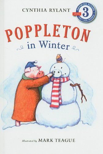 9780756989101: Poppleton in Winter (Scholastic Reader: Level 3)