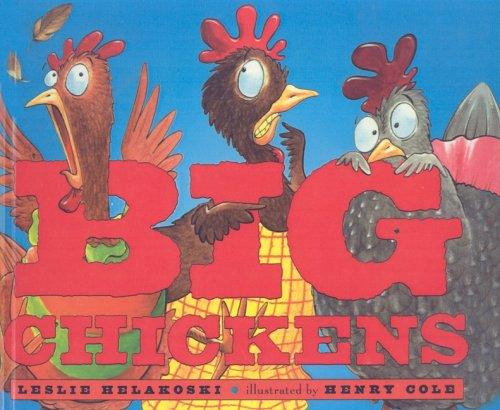 9780756989132: Big Chickens
