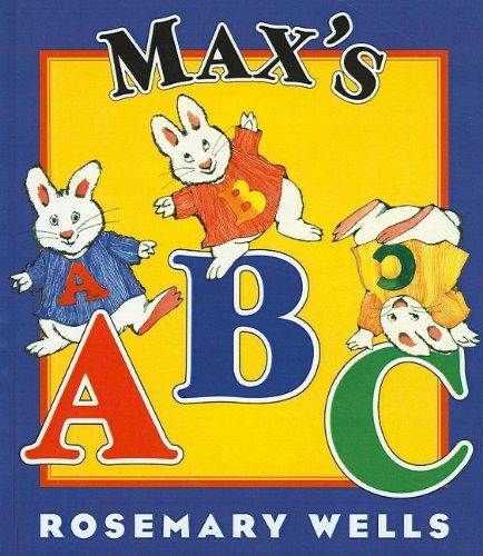 9780756989248: Max's ABC (Max and Ruby (Prebound))