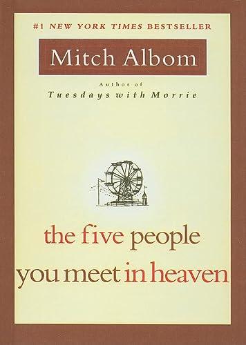 9780756989989: The Five People You Meet in Heaven
