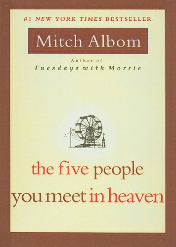 9780756989989: The Five People You Meet in Heaven