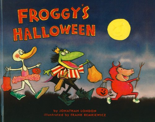9780756989996: Froggy's Halloween
