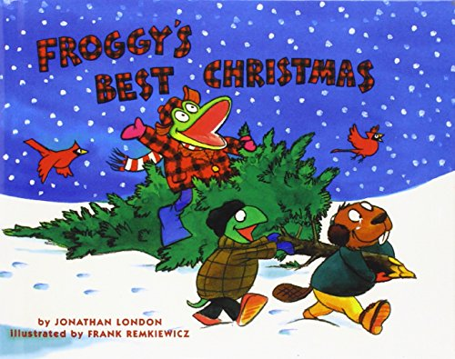 9780756990022: Froggy's Best Christmas