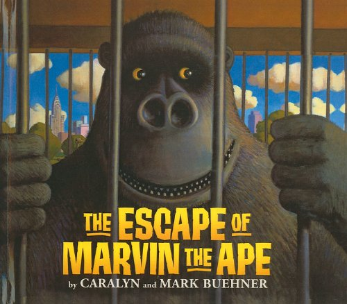 9780756992958: The Escape of Marvin the Ape