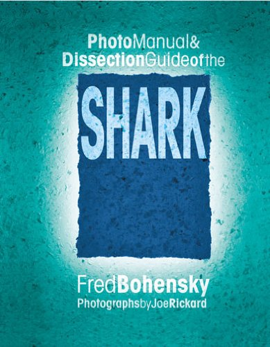 9780757000324: Photo Manual & Dissection Guide of the Shark