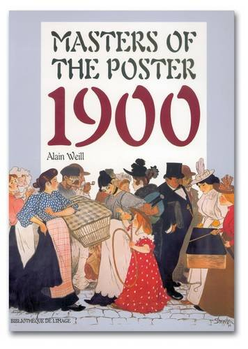 9780757000683: Masters of the Poster 1900