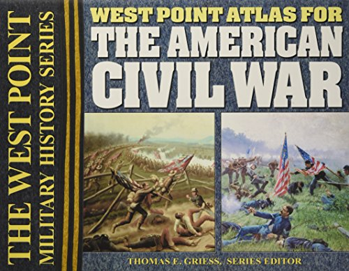 9780757001574: West Point Atlas for the American Civil War (The West Point Military History Series)