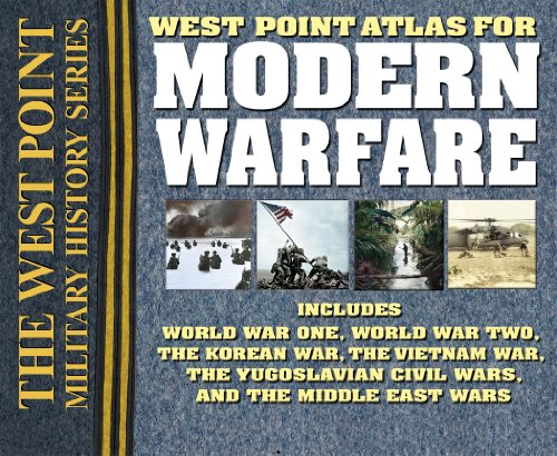 9780757001673: Atlas for Modern Warfare (West Point Military History Series)