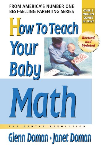 9780757001895: How to Teach Your Baby Math (The Gentle Revolution Series)