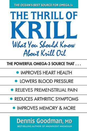 9780757004186: The Thrill of Krill: What You Should Know About Krill Oil