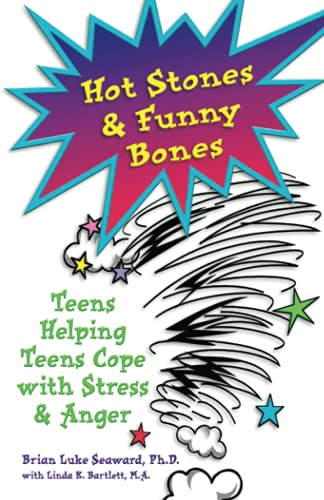 9780757300363: Hot Stones and Funny Bones: Teens Helping Teens Cope with Stress and Anger