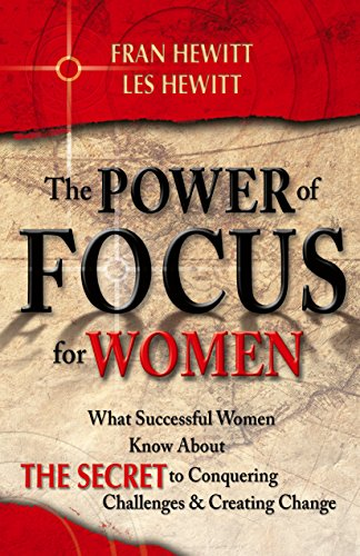 9780757301148: The Power of Focus for Women