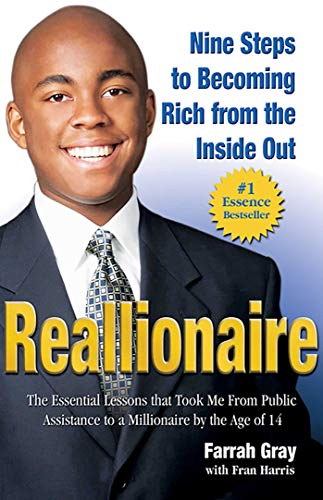 9780757302244: Reallionaire: Nine Steps to Becoming Rich from the Inside Out