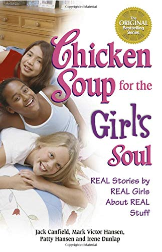 9780757303135: Chicken Soup for the Girl's Soul (Chicken Soup for the Soul (Pap)