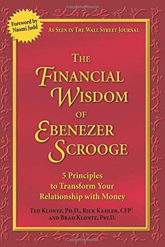 9780757303548: The Financial Wisdom of Ebenezer Scrooge: Transforming Your Relationship with Money