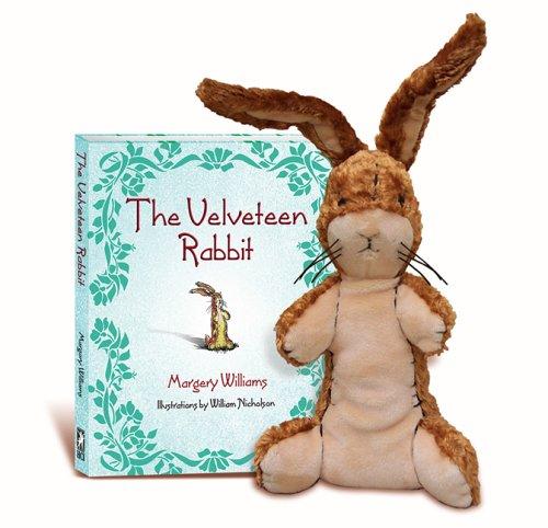 9780757303555: The Velveteen Rabbit Gift Set: Hardcover book and plush package