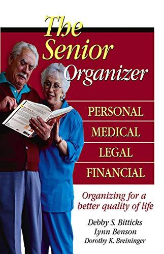 9780757304897: The Senior Organizer: Personal, Medical, Legal, Financial