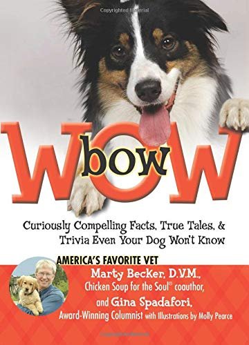 bowWOW!: Curiously Compelling Facts, True Tales, and: Spadafori, Gina; Becker