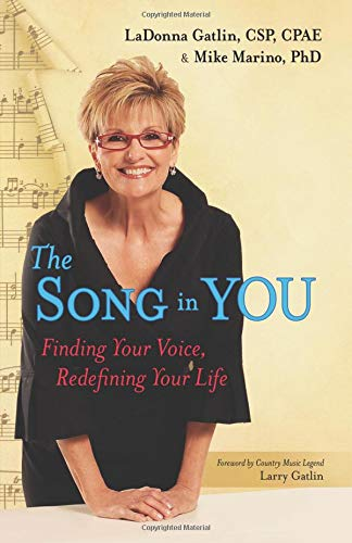 9780757316227: The Song in You: Finding Your Voice, Redefining Your Life