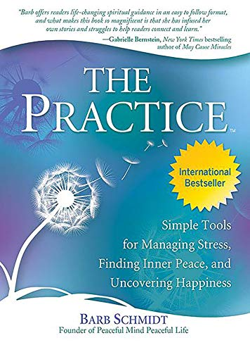 9780757317989: The Practice: Simple Tools for Managing Stress, Finding Inner Peace, and Uncovering Happiness