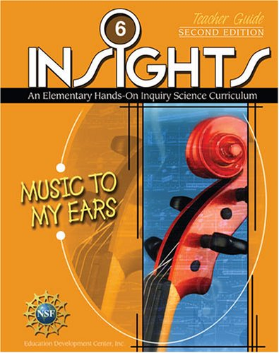 9780757501241: INSIGHTS: GRADE 6 MUSIC TO MY EARS TEACHER GUIDE