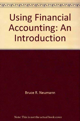 9780757501807: USING FINANCIAL ACCOUNTING: AN INTRODUCTION