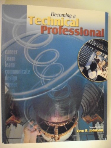9780757503368: Becoming a Technical Professional