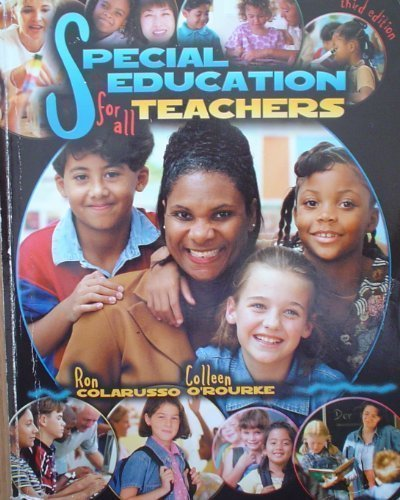 9780757503573: Special Education for All Teachers