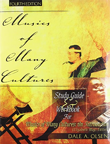 9780757504280: MUSICS OF MANY CULTURES: STUDY GUIDE AND WORKBOOK