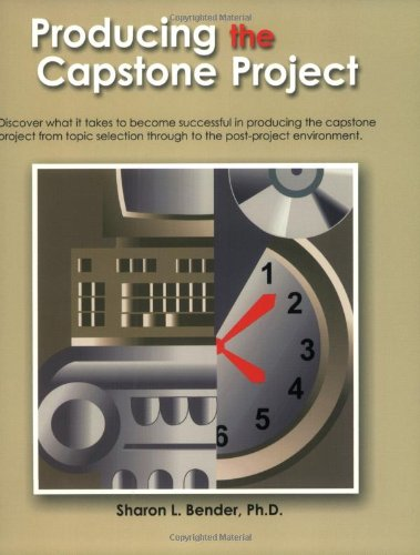 9780757504518: PRODUCING THE CAPSTONE PROJECT