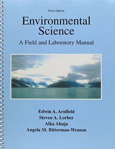 9780757505607: Environmental Science: A Field and Laboratory Manual