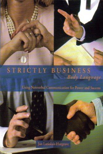 9780757506192: Strictly Buisness: Body Language