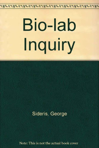 9780757506901: Bio-lab Inquiry