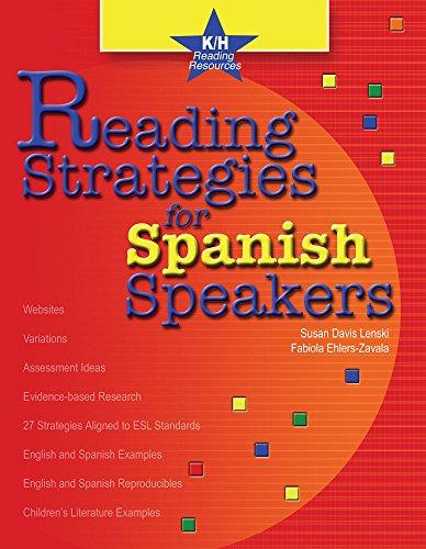 9780757507878: Reading Strategies for Spanish Speakers