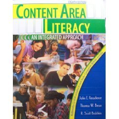 Content Area Literacy: An Integrated Approach: John E. Readence,